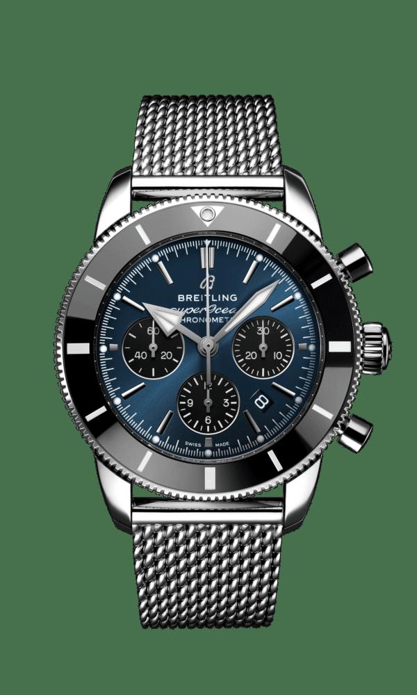 Breitling – Superocean Heritage – Superocean Heritage B01 Chronograph - Wagner Bijouterie Uhren
