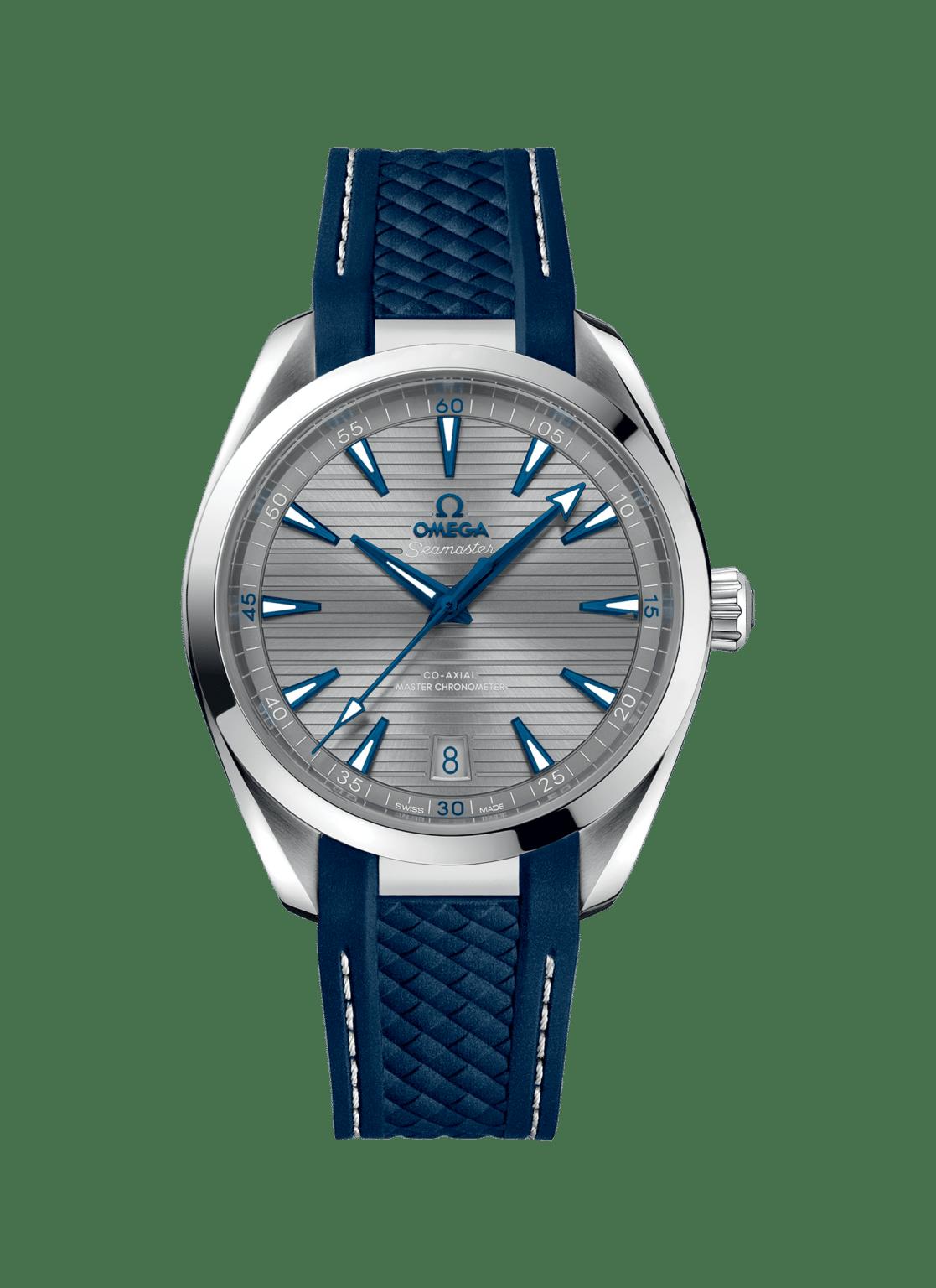 Omega – Seamaster – Aqua Terra 150 M Co‑Axial Master Chronometer 41 mm - Wagner Bijouterie Uhren
