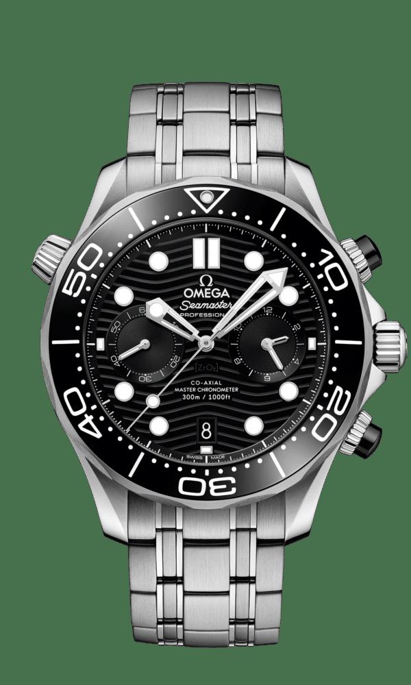 Omega – Seamaster – Diver 300m Co-Axial Master Chronometer 44mm - Wagner Bijouterie Uhren