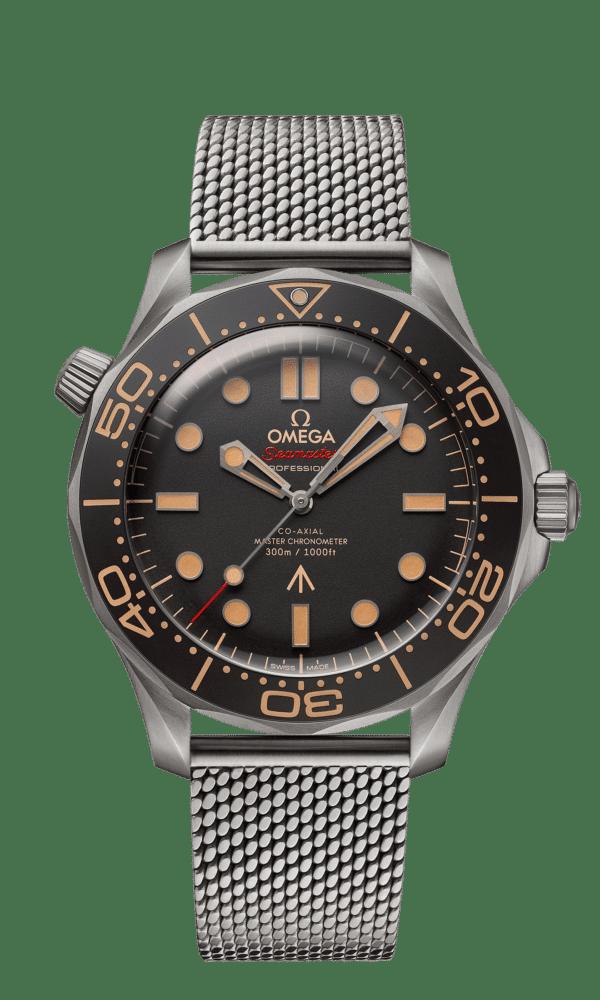 Omega – Seamaster – Diver 300m Co-Axial Master Chronometer 42mm - Wagner Bijouterie Uhren