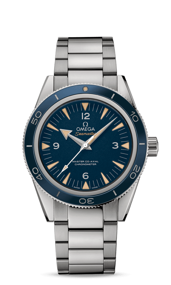 Omega – Seamaster – Seamaster 300 Master Co‑Axial Chronometer 41 mm - Wagner Bijouterie Uhren