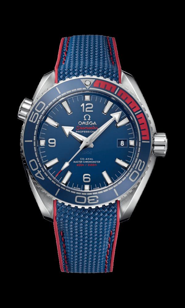 Omega – Seamaster – Planet Ocean 600M Co‑Axial Master Chronometer 43.5 mm - Wagner Bijouterie Uhren