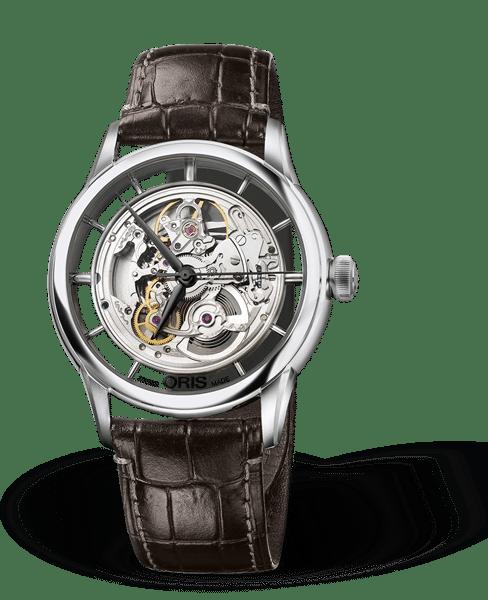 Oris – Artelier – Oris Artelier Translucent Skeleton - Wagner Bijouterie Uhren