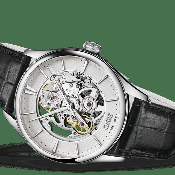 Oris – Artelier – Oris Artelier Skeleton - Wagner Bijouterie Uhren