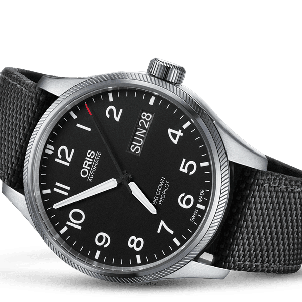 Oris – Big Crown – Oris Big Crown ProPilot Big Day Date - Wagner Bijouterie Uhren