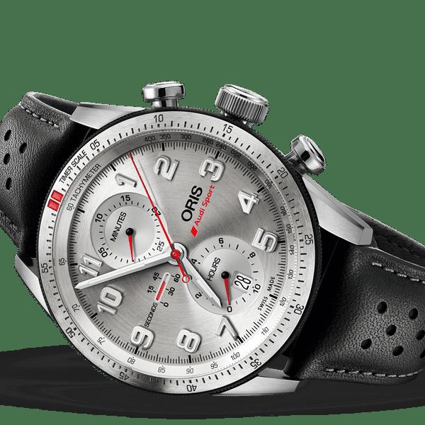 Oris – Specialities – Oris Audi Sport - Wagner Bijouterie Uhren