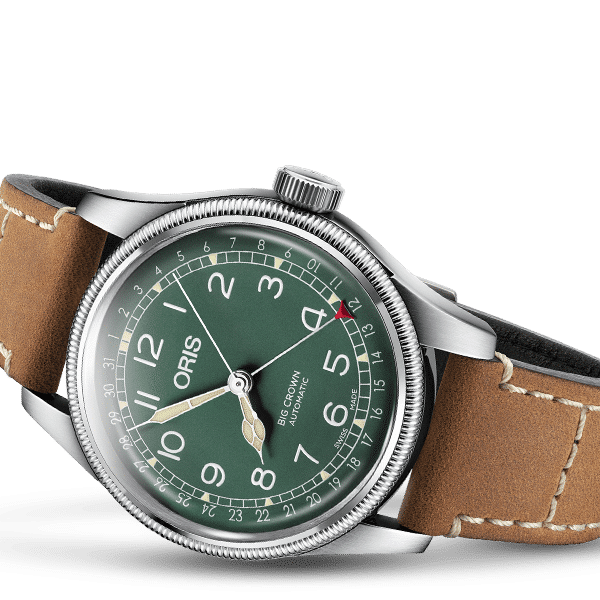 Oris – Big Crown – Big Crown D.26 286 HB-RAG Oris - Wagner Bijouterie Uhren
