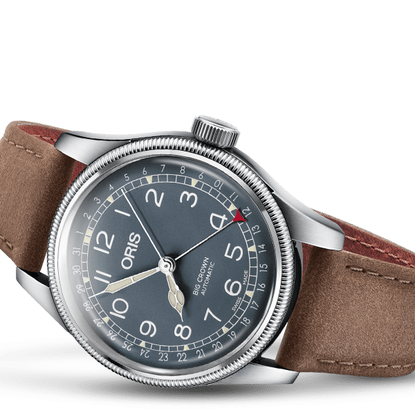 Oris – Big Crown – Oris Big Crown Pointer Date - Wagner Bijouterie Uhren