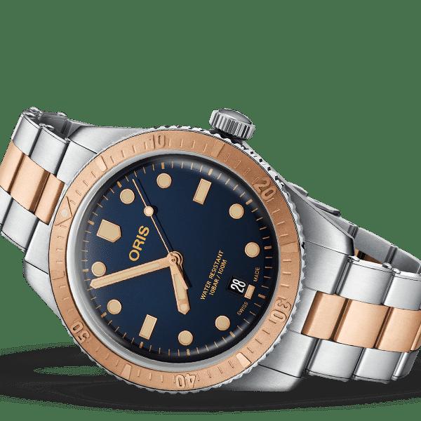 Oris – Divers Sixty-Five – Oris Divers Sixty-Five - Wagner Bijouterie Uhren