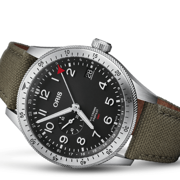 Oris – Big Crown – Oris Big Crown ProPilot Timer GMT - Wagner Bijouterie Uhren