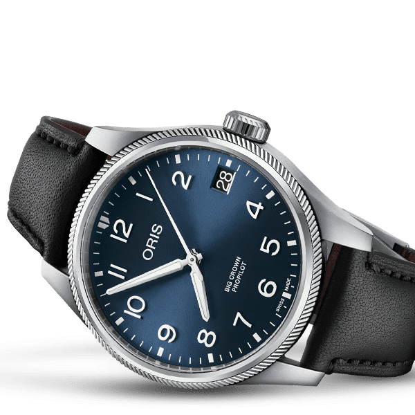 Oris – Big Crown – Oris Big Crown ProPilot Big Date - Wagner Bijouterie Uhren