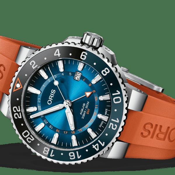 Oris – Aquis – Oris Carysfort Reef - Wagner Bijouterie Uhren