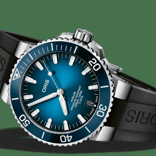 Oris – Aquis – Oris Aquis Date Calibre 400 - Wagner Bijouterie Uhren