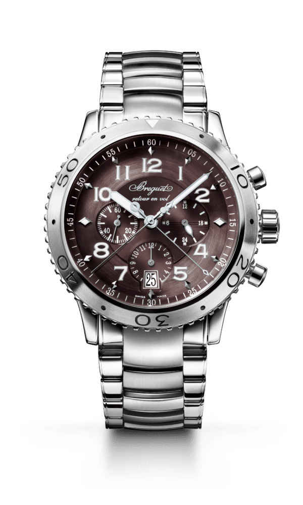 Breguet – Type X - XXI - XXII – Type XXI - Wagner Bijouterie Uhren