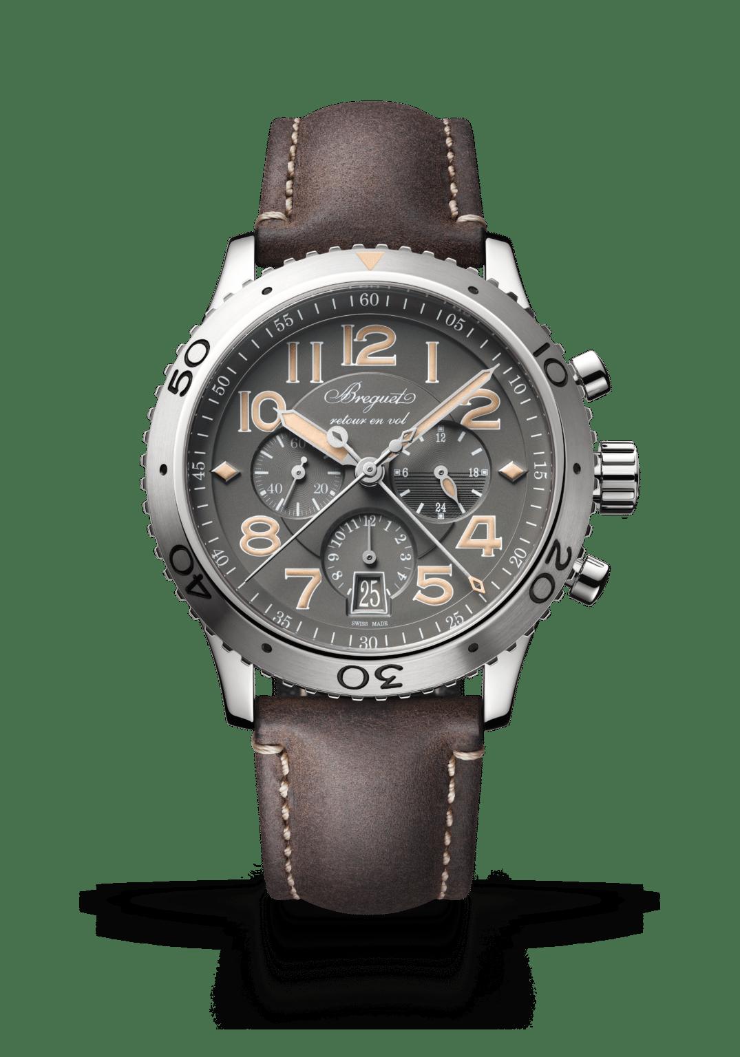 Breguet – Type X - XXI - XXII – Chronograph Type XXI - Wagner Bijouterie Uhren