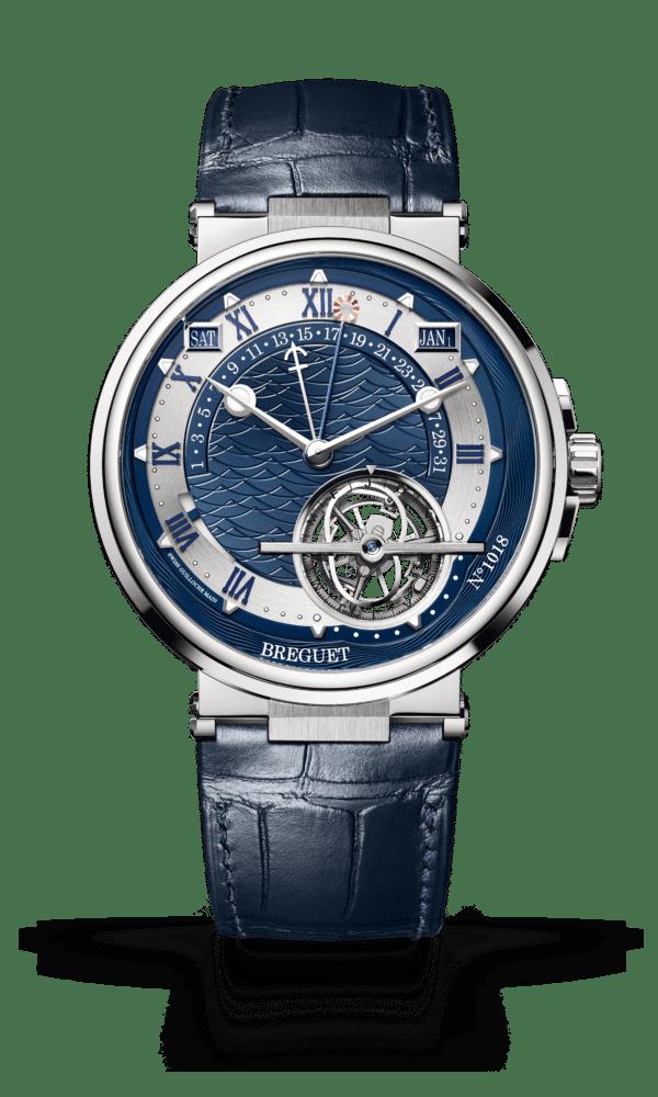 Breguet – Marine – Marine Tourbillon - Wagner Bijouterie Uhren