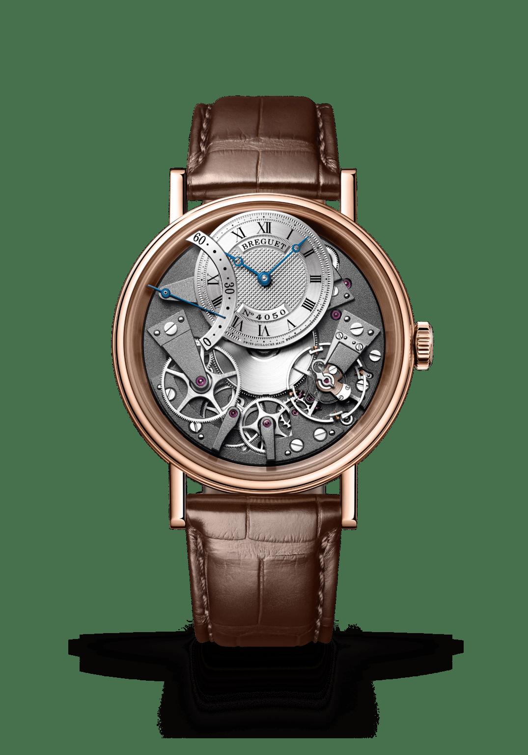 Breguet – Tradition – Retrograde - Wagner Bijouterie Uhren