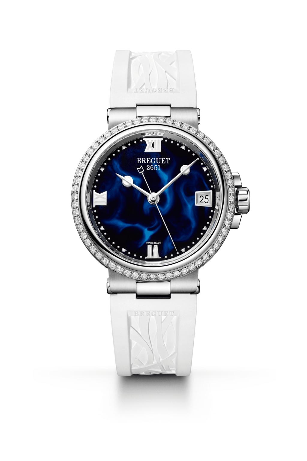Breguet – Marine – Marine Lady - Wagner Bijouterie Uhren