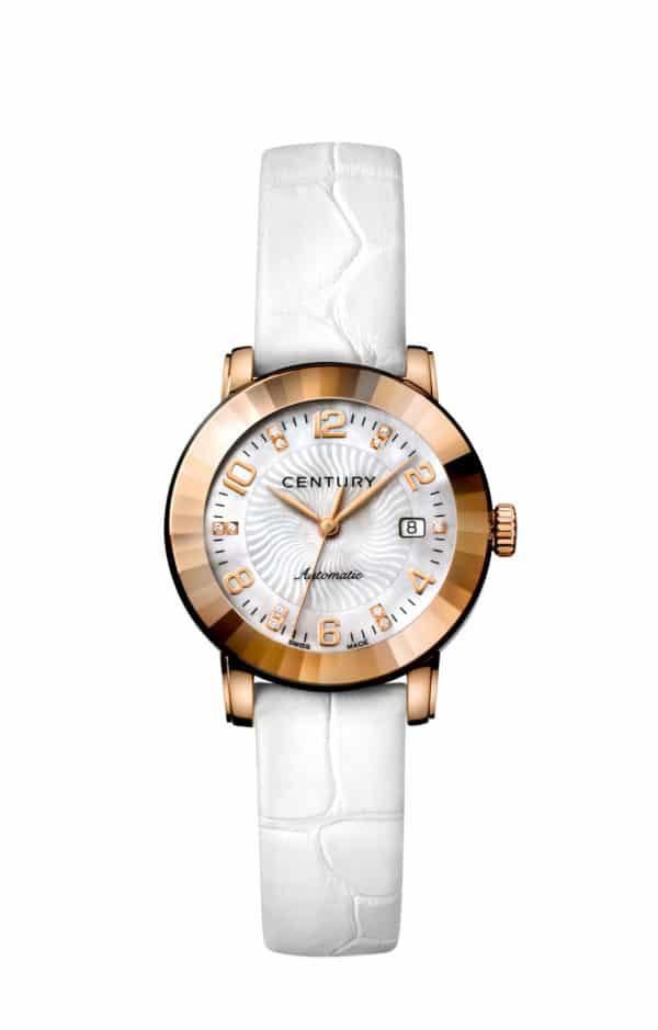 Century – ELEGANCE – Elegance 750 Roségold - Wagner Bijouterie Uhren