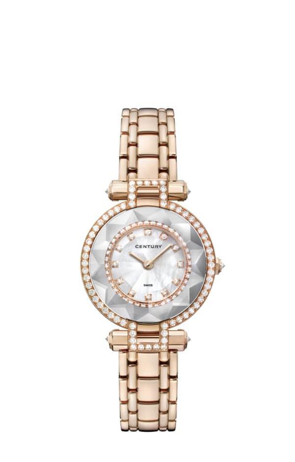 Century – L'AVENUE – L'Avenue 750 Roségold - Wagner Bijouterie Uhren