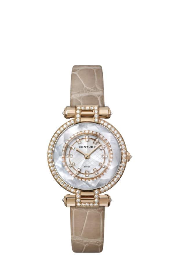 Century – L'AVENUE – L'Avebue 750 Roségold - Wagner Bijouterie Uhren