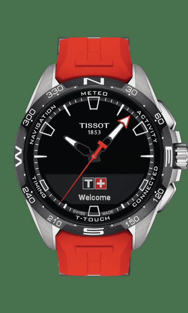 Tissot – T-Touch – T-Touch Connect Solar - Wagner Bijouterie Uhren