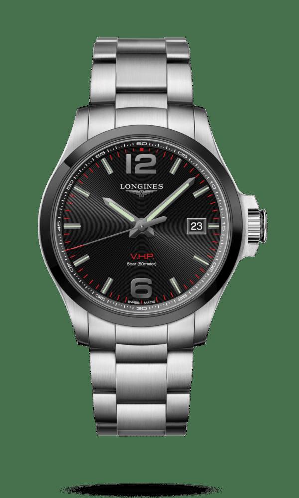 Longines – Conquest – Conquest V.H.P. - Wagner Bijouterie Uhren