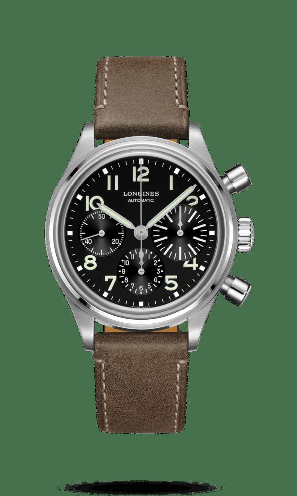 Longines – Heritage – The Longines Avigation BigEye - Wagner Bijouterie Uhren