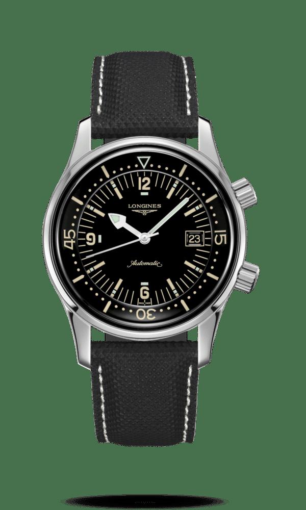 Longines – Heritage – The Longines Legend Diver Watch - Wagner Bijouterie Uhren
