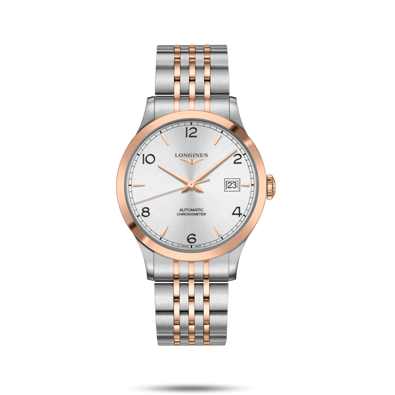 Longines – Record collection – Record collection - Wagner Bijouterie Uhren