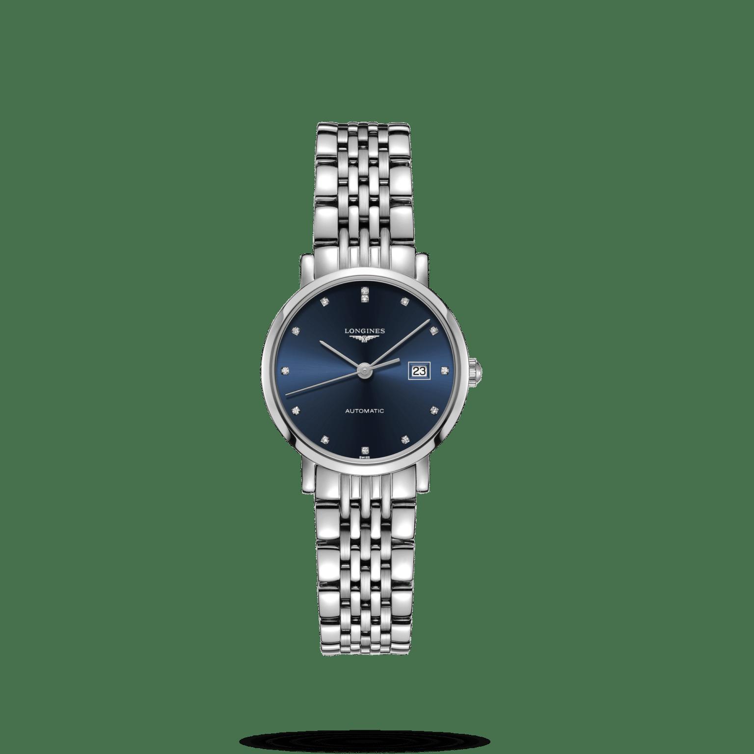 Longines – Elegant Collection – The Longines Elegant Collection - Wagner Bijouterie Uhren