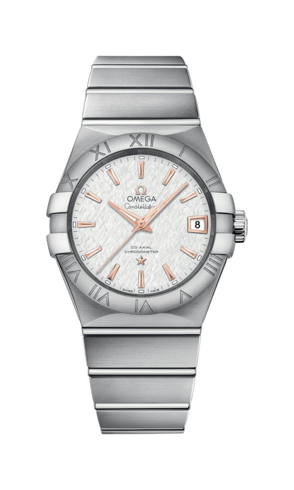 Omega – Constellation – Constellation Co‑Axial Chronometer 38 mm - Wagner Bijouterie Uhren