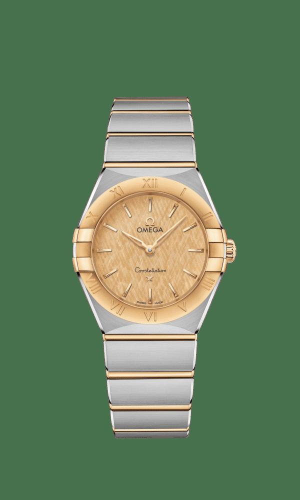 Omega – Constellation – Constellation Quartz 28mm - Wagner Bijouterie Uhren