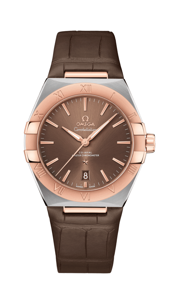 Omega – Constellation – Constellation Co‑Axial Master Chronometer 39 mm - Wagner Bijouterie Uhren