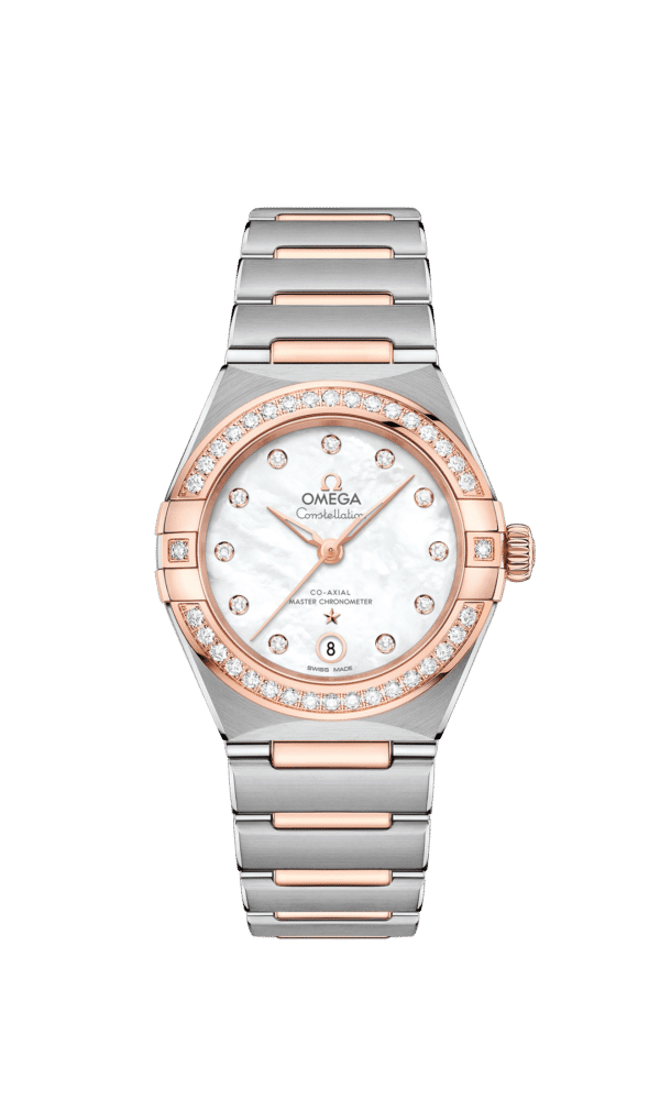 Omega – Constellation – Constellation Co‑Axial Master Chronometer 29 mm - Wagner Bijouterie Uhren
