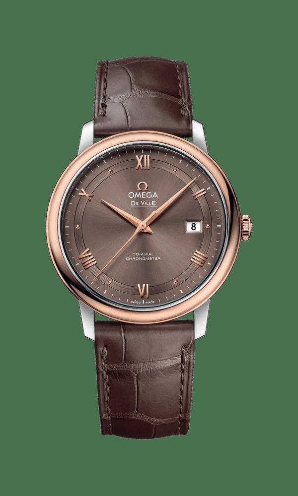 Omega – De Ville – Prestige Co‑Axial Chronometer 39