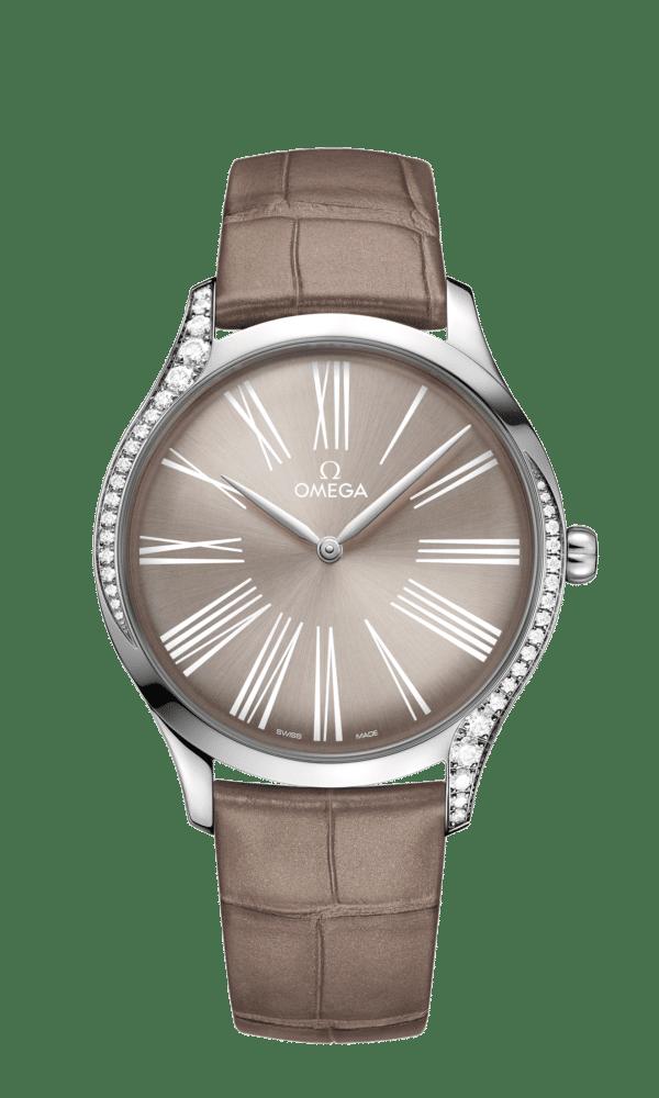 Omega – De Ville – Trésor Quartz 39 mm - Wagner Bijouterie Uhren