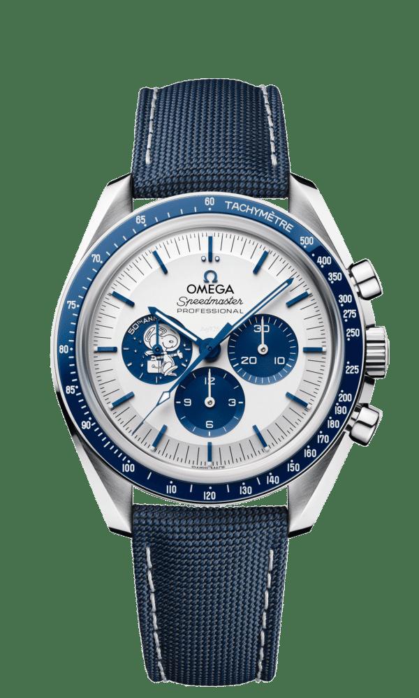 Omega – Speedmaster – Jubiläumsreihen Co‑Axial Master Chronometer Chronograph 42 mm - Wagner Bijouterie Uhren
