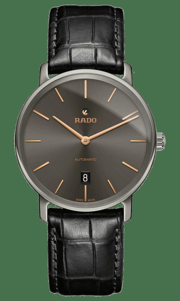 Rado – DiaMaster – DiaMaster Thinline Automatic - Wagner Bijouterie Uhren