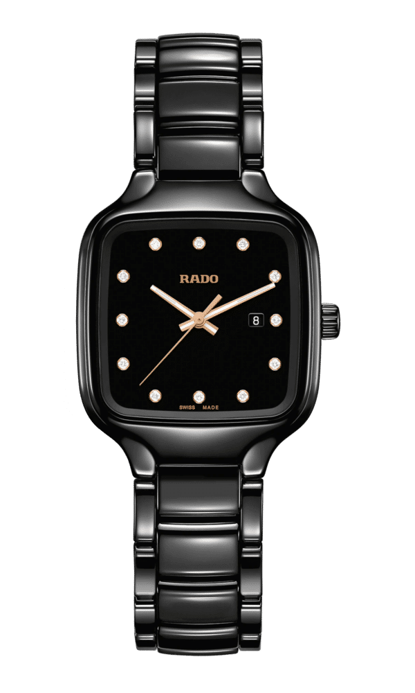 Rado – True Square – True Square Diamonds - Wagner Bijouterie Uhren