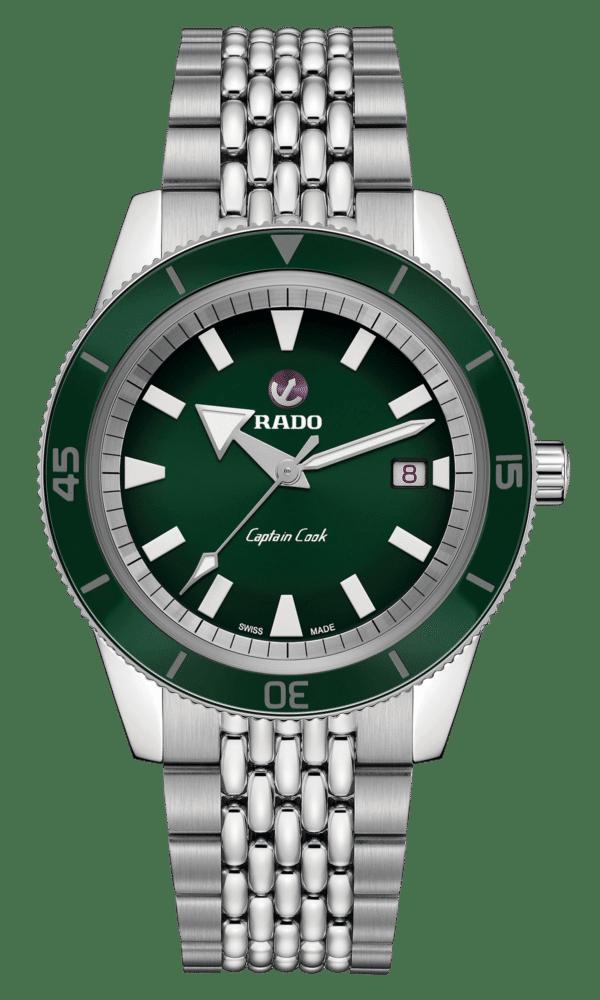 Rado – Captain Cook – Captain Cook Automatic - Wagner Bijouterie Uhren