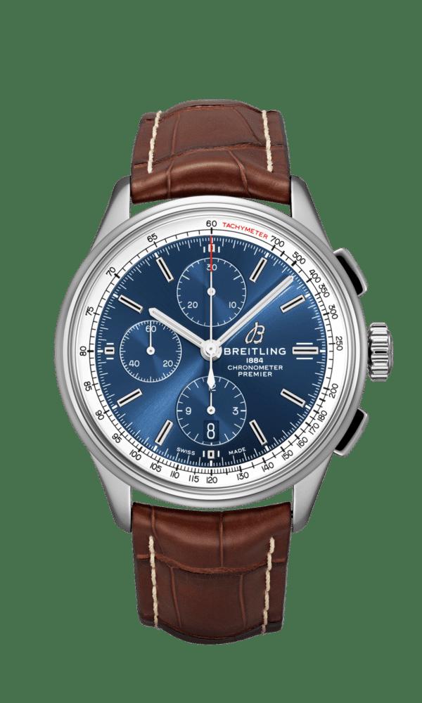 Breitling – Premier – Premier Chronograph - Wagner Bijouterie Uhren