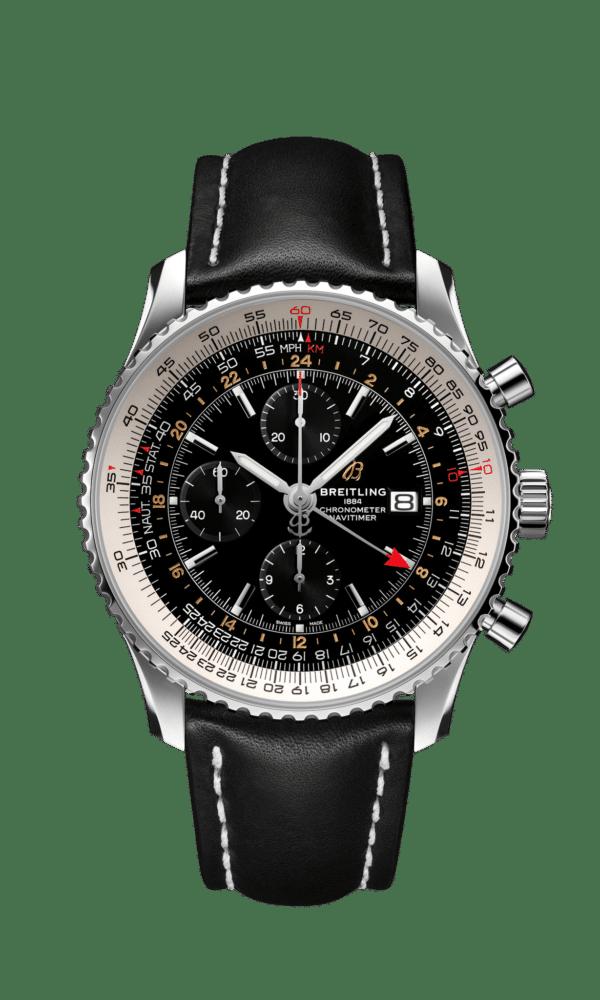 Breitling – Navitimer – Navitimer Chronograph Gmt - Wagner Bijouterie Uhren