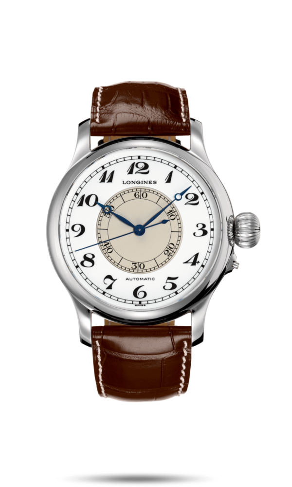 Longines – Heritage – The Longines Weems Second-Setting Watch - Wagner Bijouterie Uhren