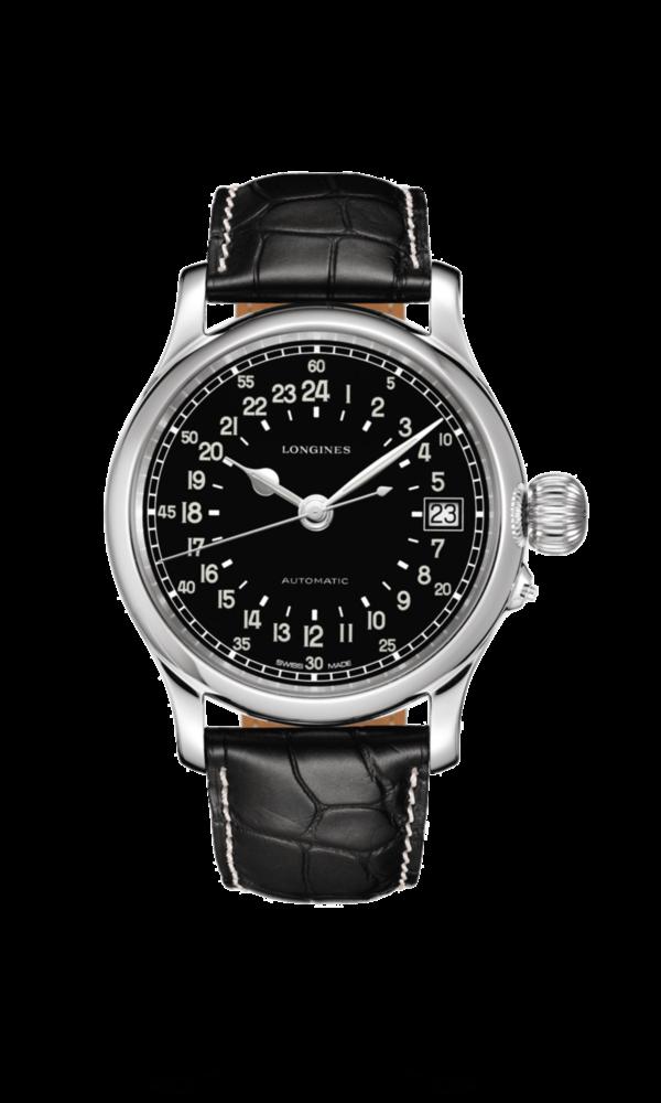 Longines – Heritage – Longines Twenty-Four Hours - Wagner Bijouterie Uhren
