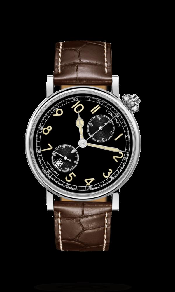 Longines – Heritage – Heritage - Wagner Bijouterie Uhren