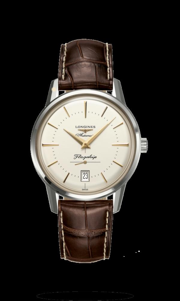 Longines – Flagship Heritage – Flagship Heritage - Wagner Bijouterie Uhren