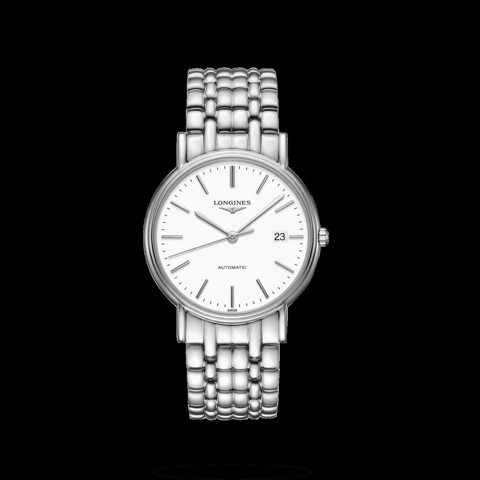 Longines – Présence – Présence - Wagner Bijouterie Uhren