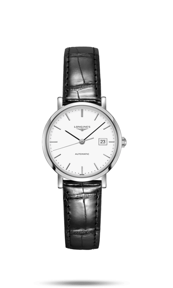 Longines – Elegant Collection – The Longines Elegant Collection - Wagner Bijouterie Uhren